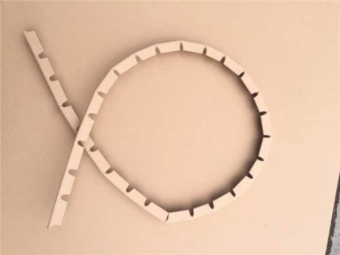 蜂窝纸托盘的制作方法